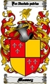 Thumbnail Massey Family Crest  Massey Coat of Arms Digital Download