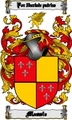 Thumbnail Massie Family Crest  Massie Coat of Arms Digital Download