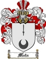 Thumbnail Mata Family Crest  Mata Coat of Arms