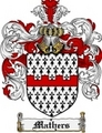 Thumbnail Mathers Family Crest Mathers Coat of Arms Digital Download