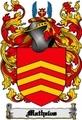 Thumbnail Mathews Family Crest  Mathews Coat of Arms Digital Download