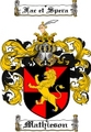 Thumbnail Mathieson Family Crest  Mathieson Coat of Arms