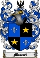 Thumbnail Mauceri Family Crest  Mauceri Coat of Arms Digital Download