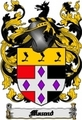 Thumbnail Maund Family Crest  Maund Coat of Arms Digital Download