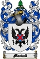 Thumbnail Maxwell Family Crest  Maxwell Coat of Arms Digital Download