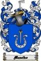 Thumbnail Mazeiko Family Crest  Mazeiko Coat of Arms Digital Download