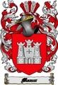Thumbnail Mazur Family Crest  Mazur Coat of Arms Digital Download