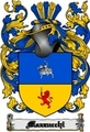 Thumbnail Mazzucchi Family Crest  Mazzucchi Coat of Arms Digital Download