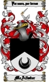 Thumbnail Mcalister Family Crest  Mcalister Coat of Arms Digital Download