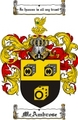 Thumbnail Mcambrose Family Crest  Mcambrose Coat of Arms