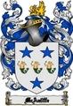 Thumbnail Mcauliffe Family Crest  Mcauliffe Coat of Arms Digital Download