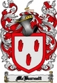 Thumbnail Mcburnett Family Crest  Mcburnett Coat of Arms Digital Download
