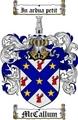 Thumbnail Mccallum Family Crest / Mccallum Coat of Arms