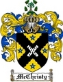 Thumbnail Mcchristy Family Crest  Mcchristy Coat of Arms