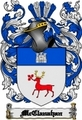 Thumbnail Mcclanahan Family Crest  Mcclanahan Coat of Arms Digital Download