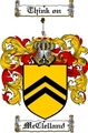 Thumbnail Mcclelland Family Crest  Mcclelland Coat of Arms