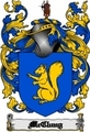 Thumbnail Mcclung Family Crest  Mcclung Coat of Arms Digital Download