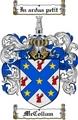 Thumbnail Mccollum Family Crest  Mccollum Coat of Arms Digital Download