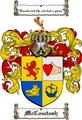 Thumbnail Mccomtosh Family Crest  Mccomtosh Coat of Arms