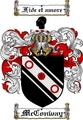 Thumbnail Mcconway Family Crest  Mcconway Coat of Arms