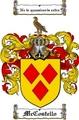 Thumbnail Mccostello Family Crest  Mccostello Coat of Arms