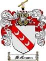 Thumbnail Mccrann Family Crest  Mccrann Coat of Arms