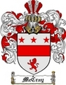 Thumbnail Mccray Family Crest  Mccray Coat of Arms Digital Download