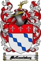 Thumbnail Mccumiskey Family Crest  Mccumiskey Coat of Arms Digital Download