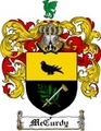 Thumbnail Mccurdy Family Crest  Mccurdy Coat of Arms Digital Download