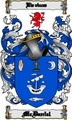 Thumbnail Mcdaniel Family Crest  Mcdaniel Coat of Arms Digital Download