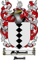 Thumbnail Mcdannell Family Crest  Mcdannell Coat of Arms Digital Download