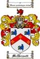 Thumbnail Mcdermott Family Crest  Mcdermott Coat of Arms