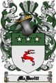 Thumbnail Mcdevitt Family Crest  Mcdevitt Coat of Arms Digital Download
