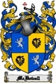 Thumbnail Mcdowell Family Crest  Mcdowell Coat of Arms Digital Download