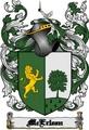 Thumbnail Mcerlean Family Crest  Mcerlean Coat of Arms Digital Download