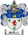 Thumbnail Mcgavin Family Crest  Mcgavin Coat of Arms