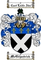 Thumbnail Mcgilpatrick Family Crest  Mcgilpatrick Coat of Arms
