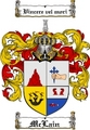 Thumbnail Mclain Family Crest  Mclain Coat of Arms