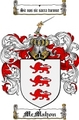 Thumbnail Mcmahon Family Crest  Mcmahon Coat of Arms Digital Download