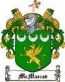 Thumbnail Mcmanus Family Crest  Mcmanus Coat of Arms