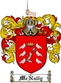 Thumbnail Mcnally Family Crest  Mcnally Coat of Arms