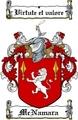 Thumbnail Mcnamara Family Crest / Mcnamara Coat of Arms