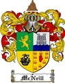 Thumbnail Mcneill Family Crest  Mcneill Coat of Arms