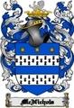 Thumbnail Mcnichols Family Crest  Mcnichols Coat of Arms Digital Download