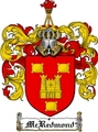 Thumbnail Mcredmond Family Crest  Mcredmond Coat of Arms