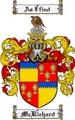 Thumbnail Mcrichard Family Crest  Mcrichard Coat of Arms