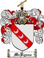 Thumbnail Mcrynne Family Crest  Mcrynne Coat of Arms
