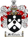 Thumbnail Mctoimin Family Crest  Mctoimin Coat of Arms