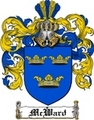 Thumbnail Mcward Family Crest  Mcward Coat of Arms