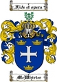 Thumbnail Mcwhirter Family Crest  Mcwhirter Coat of Arms